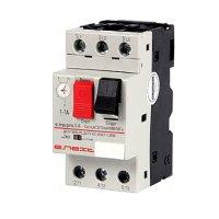 Автоматический выключатель защиты двигателя, 1-1.6А, e.mp.pr