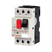 Автоматический выключатель защиты двигателя, 2.5-4А, e.mp.pr