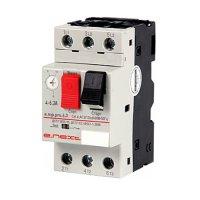 Автоматический выключатель защиты двигателя, 4-6.3А, e.mp.pr