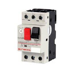 Автоматический выключатель защиты двигателя 0.4-0.63А e.mp.pro.0.63