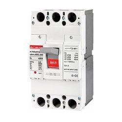 Шкафной автоматический выключатель, 3р, 300А, А, 45 кА, e.industrial.ukm.400S.300