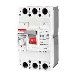 Шкафной автоматический выключатель, 3р, 400А, А, 45 кА, e.industrial.ukm.400S.400