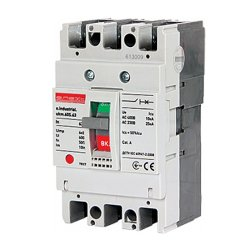 Шкафной автоматический выключатель, 3р, 16А, А, 10 кА, e.industrial.ukm.60S.16