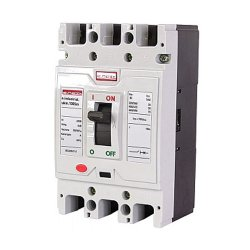 Шкафной автоматический выключатель 3р, 40А, А, 20 кА, e.industrial.ukm.100Sm.40
