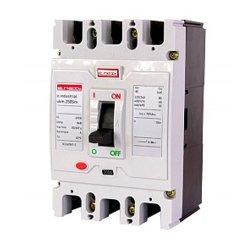 Шкафной автоматический выключатель 3р, 160А, А, 65 кА, e.industrial.ukm.250Sm.160