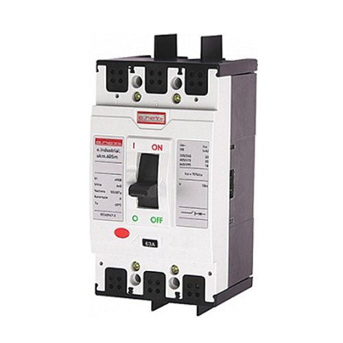 Фото Шкафной автоматический выключатель 3р, 32А, А, 20 кА, e.industrial.ukm.60Sm.32 Электробаза
