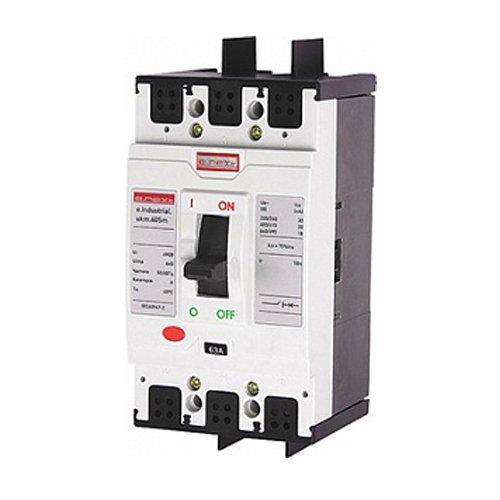 Фото Шкафной автоматический выключатель 3р, 40А, А, 20 кА, e.industrial.ukm.60Sm.40 Электробаза