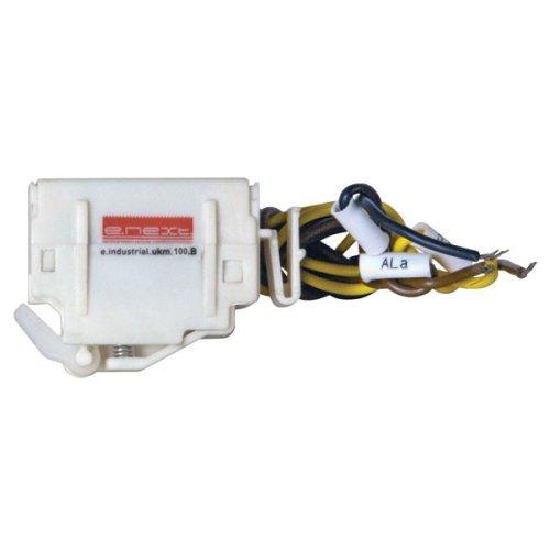 Фото Дополнительный сигнальный контакт e.industrial.ukm.100Sm/100SL.B Электробаза