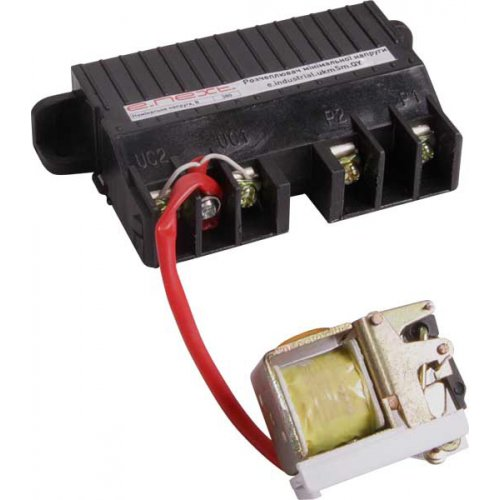 Фото Дополнительный расцепитель минимального напряжения e.industrial.ukm.63Sm/63SL.QY Электробаза