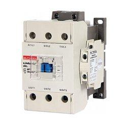 Контактор 40А, 24В, 2no+2nc, e.industrial.ukc.40.24