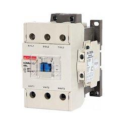 Контактор 50А, 220В, 3P, 2no+2nc, e.industrial.ukc.50.220