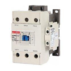 Контактор 50А, 24В, 3P, 2no+2nc, e.industrial.ukc.50.24