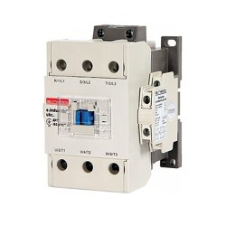 Контактор 50А, 380В, 3P, 2no+2nc, e.industrial.ukc.50.380
