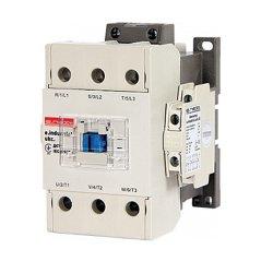 Контактор 65А, 380В, 3P, 2no+2nc, e.industrial.ukc.65.380