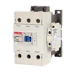 Контактор 75А, 380В, 3P, 2no+2nc, e.industrial.ukc.75.380
