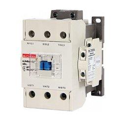 Контактор 85А, 380В, 2no+2nc, e.industrial.ukc.85.380