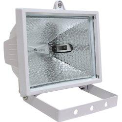 Прожектор галогенный 1000Вт белый e.halogen.1000.white