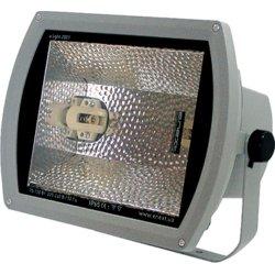 Прожектор под металогалогенную лампу 70Вт r7s симметричный без лампы e.mh.light.2001.70
