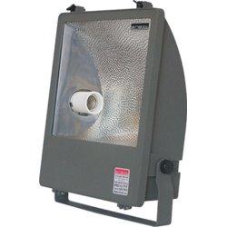 Прожектор металлогалогенный под лампу 250Вт черный асимметричный e.mh.light.2003.250.black