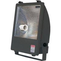 Фото Прожектор металлогалогенный 400Вт черный асимметричный e.mh.