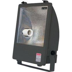 Прожектор металлогалогенный 400Вт черный асимметричный e.mh.light.2003.400.black
