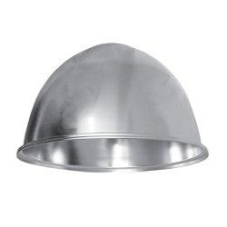 Алюминиевый отражатель к подвесным светильникам серии 2201 2202 2211 485мм гладкий e.high.light.al.refl.485