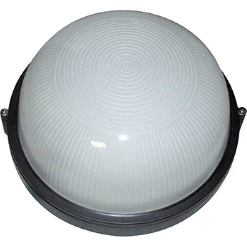 Фото Светильник 100W настенный черный e.light.1301.1.100.27.black Электробаза