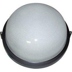 Светильник накладной 60W черный e.light.1301.1.60.27.black