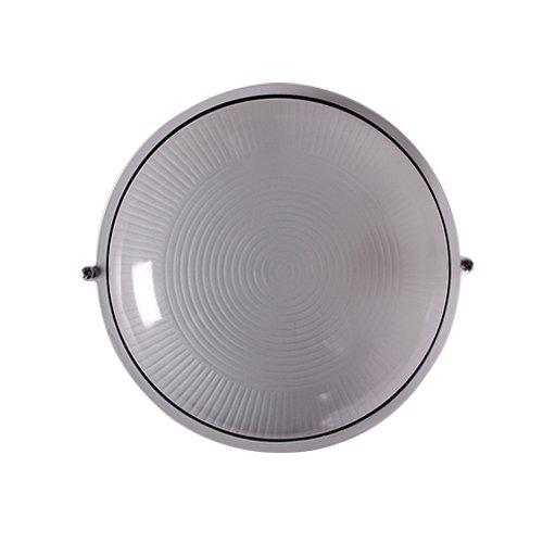 Фото Влагозащитный светильник 60 Вт e.light.1301.1.60.27.white Электробаза