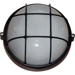 Светильник 100W настенный черный e.light.1303.1.100.27.black