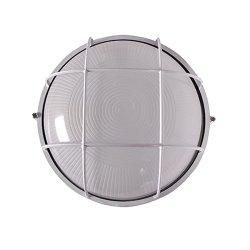 Светильник науладной влагозащитный 100 Вт e.light.1303.1.100.27.white