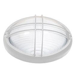Светильник накладной 60W белый e.light.9024.1.60.27.white