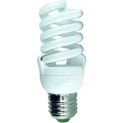 Энергосберегающая лампочка спираль 50W Е27 4200К e.save.screw.E27.50.4200