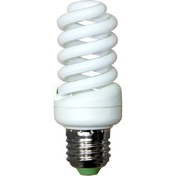 Лампа спираль 60W 4200К Е27 энергосберегающая e.save.screw.E27.60.4200