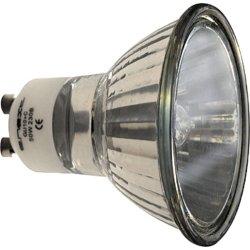 Лампочка галогенная 50 Вт GU10 220В e.halogen.gu10.220.50