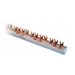 Шина соединительная, вилочного U-типа, 2р, 100А, e.bc.u.stand.2.100