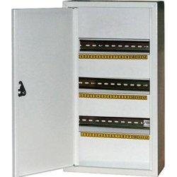 Щиток под автоматы 36 мод. металл навесной с замком e.mbox.stand.n.36.z