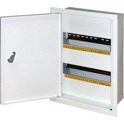 Щиток под автоматы 24 мод. металл встраиваемый с замком e.mbox.stand.w.24.z