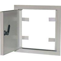 Фото Дверь ревизионная металл 150х150мм з замком  e.mdoor.stand.1