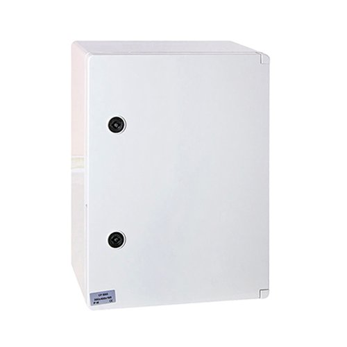 Шкаф распределительный, из АБС-пластика, 500х600х220мм, IP65, e.plbox.500.600.220.blank
