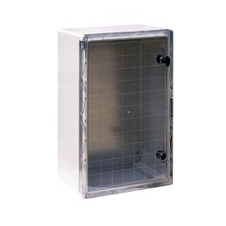 Шкаф распределительный, из АБС-пластика, 400х600х200мм, IP65, e.plbox.400.600.200.tr