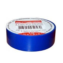 Изолента 10м, синяя, e.tape.stand.10.blue