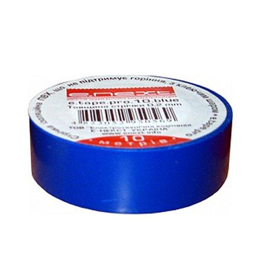 Фото Изолента 20м, синяя, e.tape.stand.20.blue Электробаза