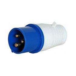 Разъём силовой вилка переносная 3п 220В 32А (023) e.plug.pro.3.32