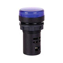 Индикатор, синий, e.pb.ad.stand.22.22.d.s.blue