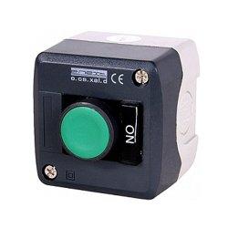 Пост кнопочный, пуск, e.cs.stand.xal.d.101