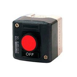 Пост кнопочный, стоп, e.cs.stand.xal.d.111