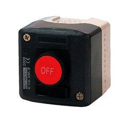 Пост кнопочный, стоп, e.cs.stand.xal.d.117