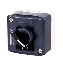 Пост кнопочный, секторный, на положение 0-1, e.cs.stand.xal.d.134