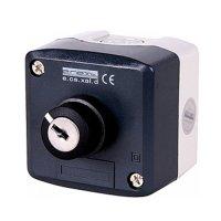 Фото Пост кнопочный, секторный, на положение 0-1 с ключом, e.cs.s